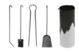 FOREST FIREPLACE TOOL SET