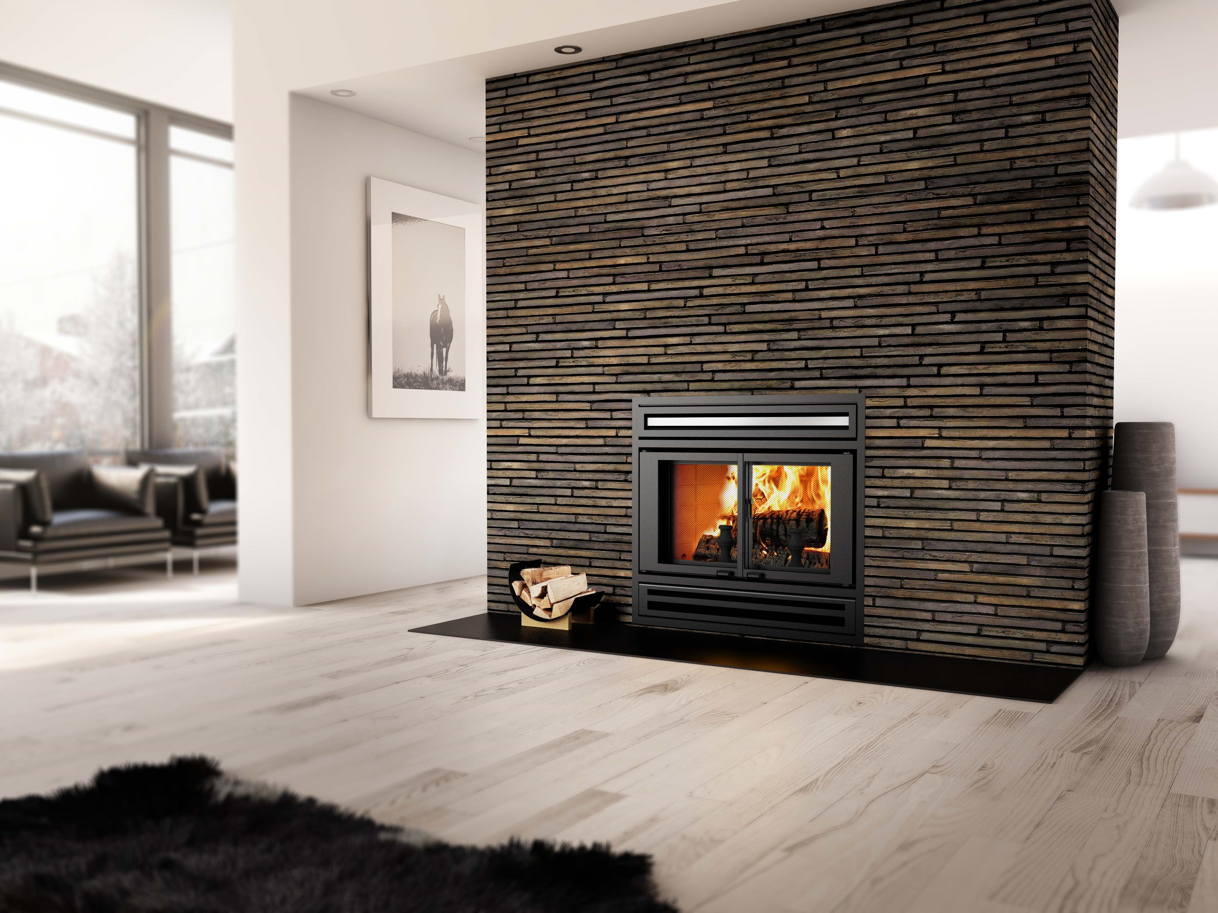 fp1lm manoir ambiance fireplaces valcourt. Black Bedroom Furniture Sets. Home Design Ideas