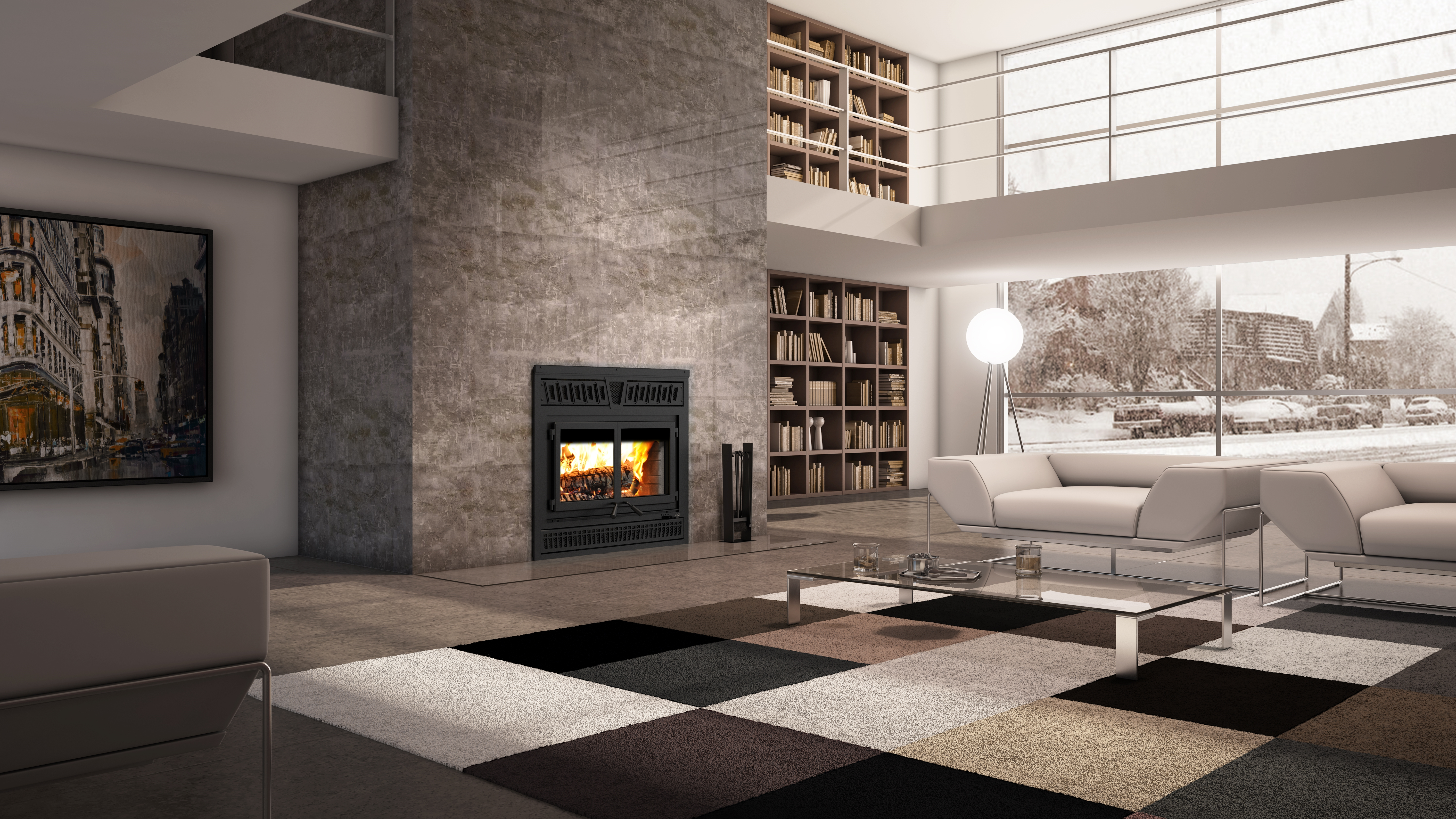 a fireplace how tutorials clean w fit to max apartment therapy broom