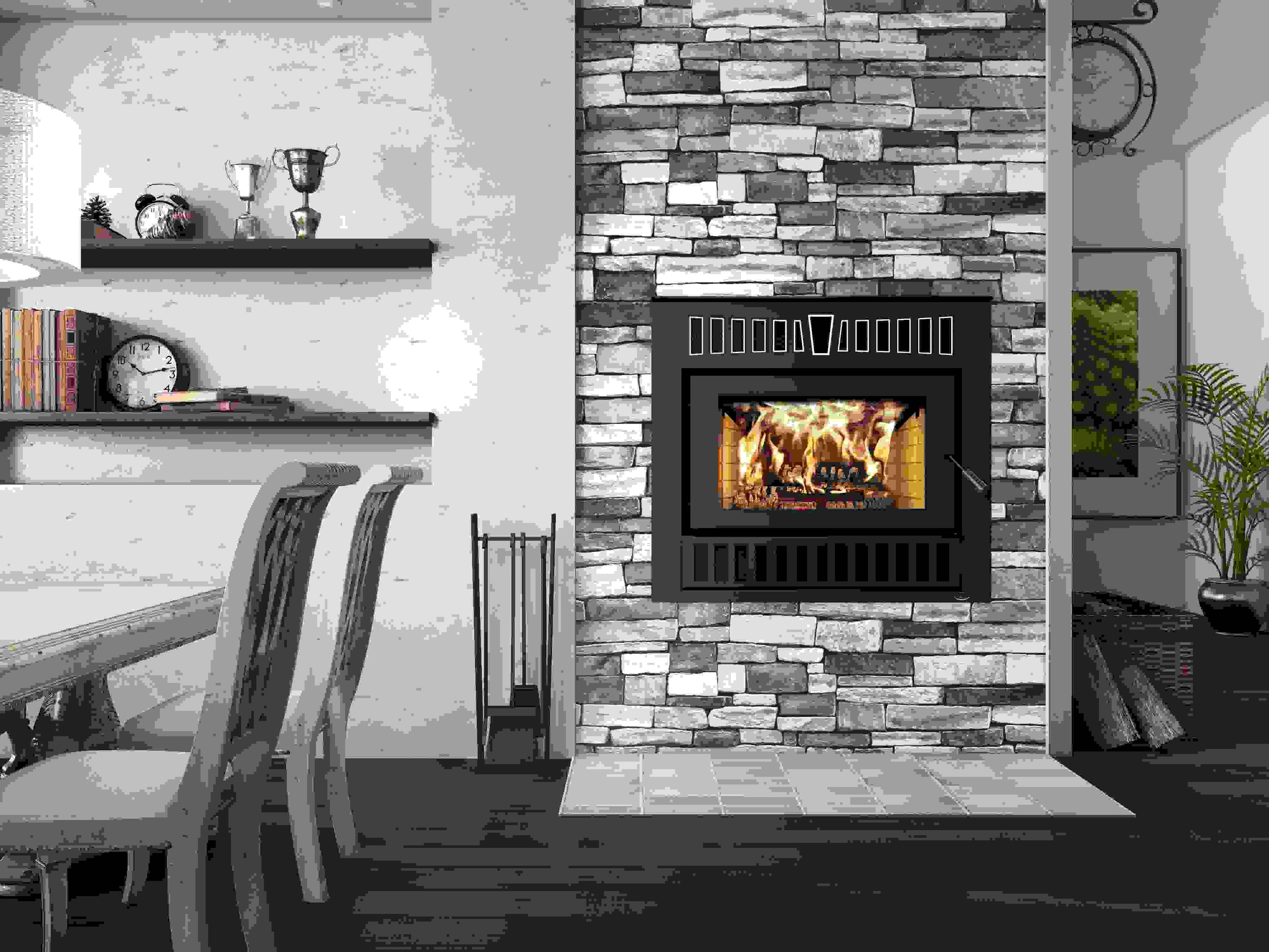 factory built fireplaces valcourt