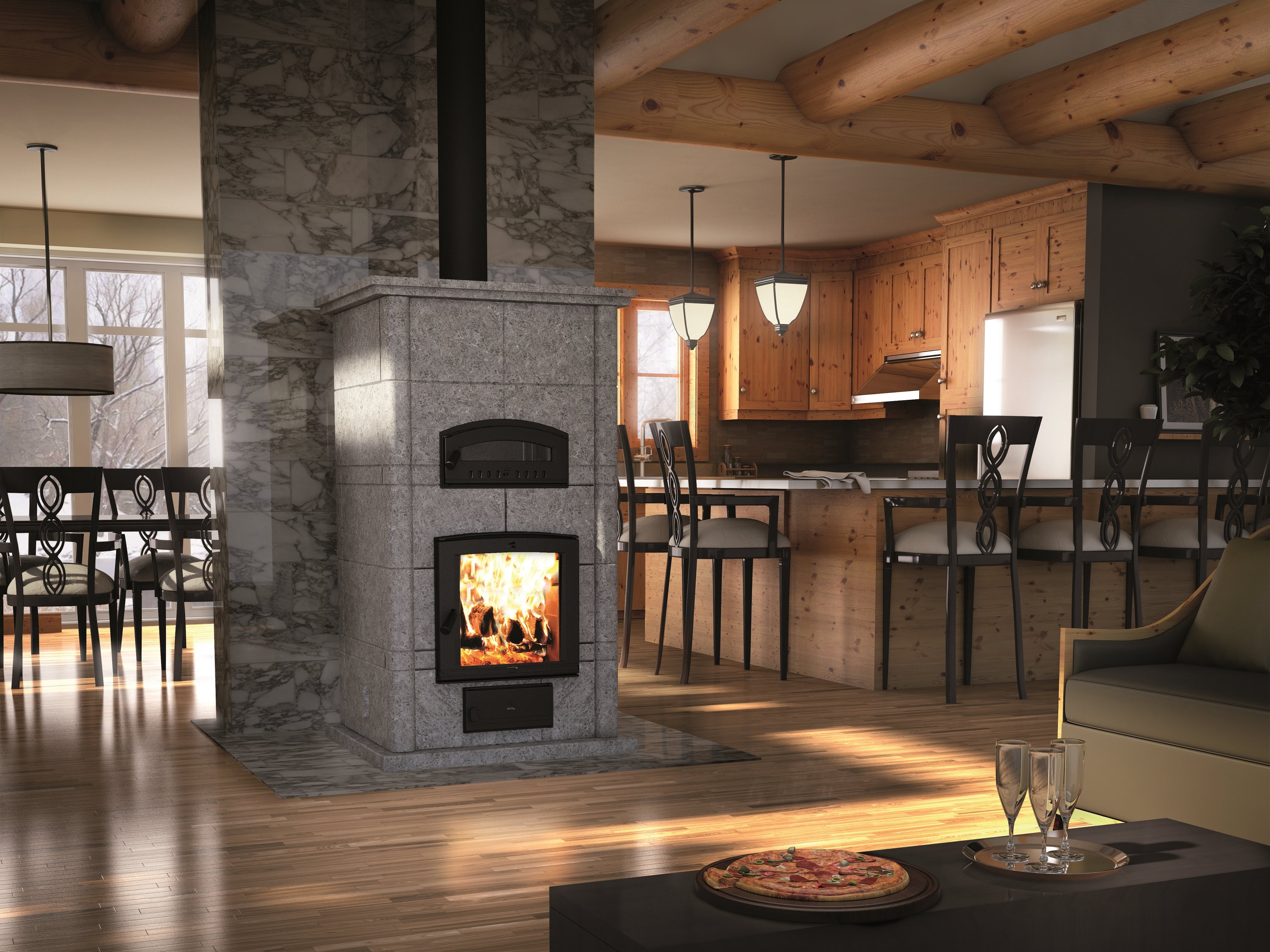 fireplace amazon dp gel com view mount black fuel arch larger digital sei top wall